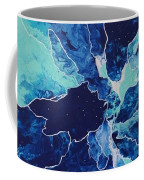 Azure Impulse II Coffee Mug