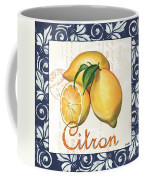 Azure Lemon 2 Coffee Mug
