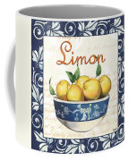 Azure Lemon 3 Coffee Mug