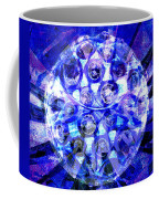 Azure Orb Of Midas Coffee Mug