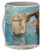 Azure Window - Before Coffee Mug