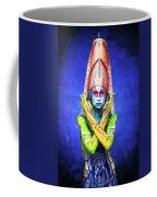 Azzurra Coffee Mug by Traven Milovich