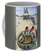 B-17 Flying Fortress Guns  Coffee Mug