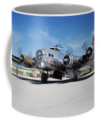 B-17 Flying Fortress, Yankee Lady Coffee Mug