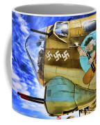 B-17 Paint  Coffee Mug