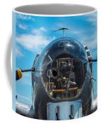 B 17 Snout Coffee Mug