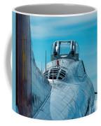 B 17 Spine Coffee Mug