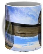 B-24j Tail  Coffee Mug