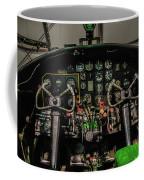 B-25 Mitchell Cockpit Coffee Mug