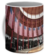 B And O Museum Roundhouse In Baltimore Maryland Coffee Mug