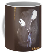 B And W Tulips Coffee Mug
