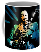 B B King Coffee Mug