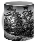 B/W Coffee Mug