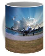 B17 Landing Coffee Mug