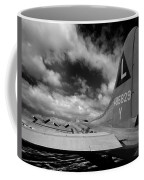 B17 Tail Coffee Mug
