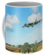 B52 Stratofortress -2 Coffee Mug by Paul Gulliver