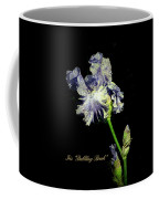 Babbling Brook Iris  Coffee Mug
