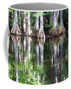 Babcock Wilderness Ranch - Alligator Lake Reflections Coffee Mug