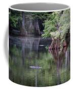 Babcock Wilderness Ranch - Peaceful Alligator Lake Coffee Mug