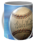 Babe Ruth Baseball. Coffee Mug