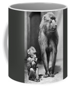 Baboon Coffee Mug