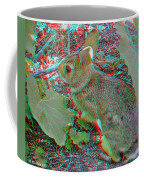 Baby Bunny - Use Red-cyan 3d Glasses Coffee Mug