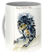 Baby Carolina Wren Coffee Mug by John D Benson