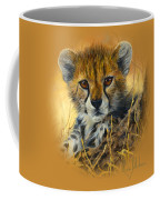 Baby Cheetah  Coffee Mug