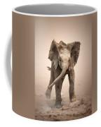 Baby Elephant Mock Charging Coffee Mug