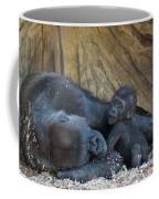 Baby Gorilla Coffee Mug
