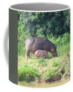 Baby Hippo 2 Coffee Mug