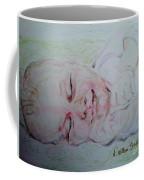 Baby Moses On The River Coffee Mug