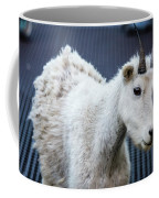 Baby Mountain Goat Coffee Mug
