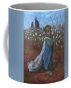 Baby Picking Cotton Coffee Mug