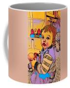 Baby Play Coffee Mug
