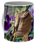 Baby Praying Mantises Coffee Mug