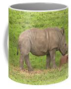 Baby Rhino Chilling Coffee Mug