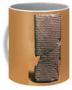 Babylonian Clay Tablet Coffee Mug