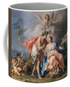 Bacchus And Ariadne Coffee Mug