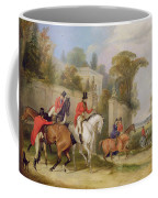 Bachelor's Hall - The Meet Coffee Mug