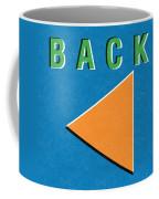 Back Button Coffee Mug