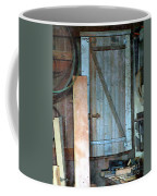 Back Corner Closet Coffee Mug