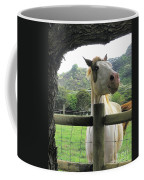 Back Fence Gossip Coffee Mug