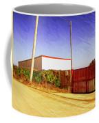 Back Gate Coffee Mug