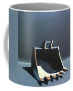 Back Hoe Bucket 2 Coffee Mug