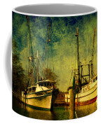 Back Home In The Harbor Coffee Mug