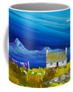 Back  Of Keppoch Cottage, Arisaig Coffee Mug