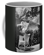 Back Porch Rocking Chair Coffee Mug