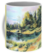 Back River Solitude Coffee Mug