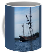 Back Side Pirates Coffee Mug